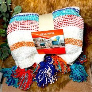 NEW NEW! Opalhouse Throw Blanket
